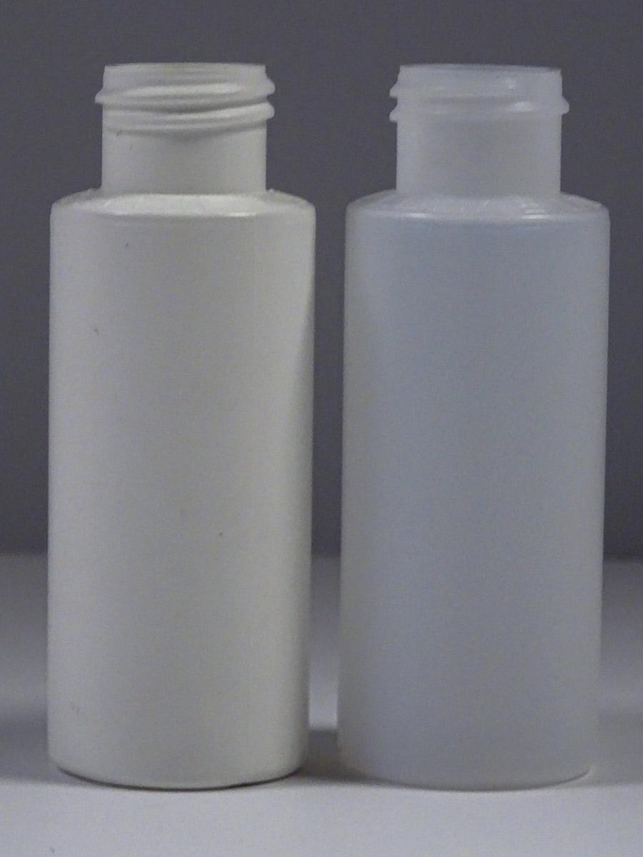 2 oz. Cylinder HDPE